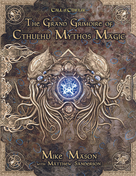 The Grand Grimoire of Cthulhu Mythos Magic PDF