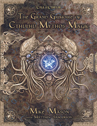 The Grand Grimoire - Front Cover