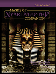 Masks of Nyarlathotep Companion  - PDF