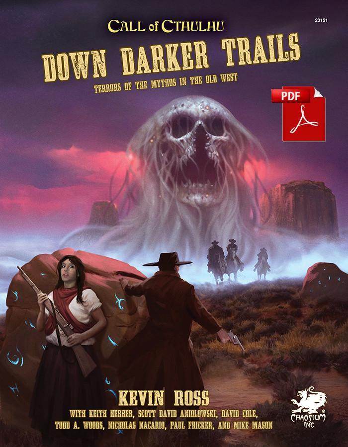 Down Darker Trails PDF
