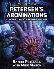 Petersen's Abominations front cover