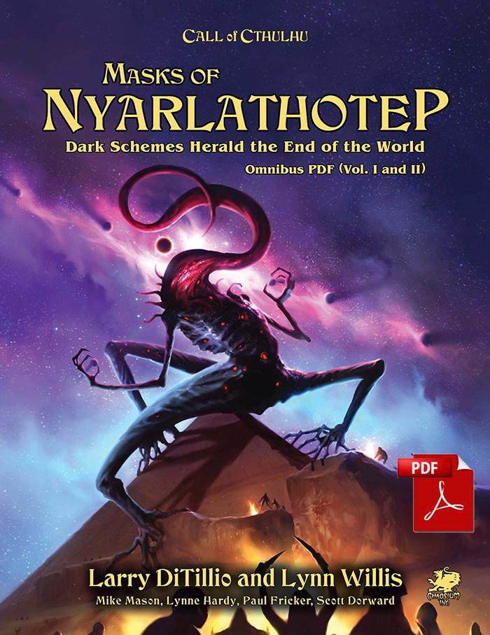 Masks of Nyarlathotep - PDF