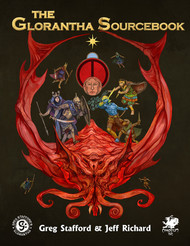 CHA4033 - Glorantha Sourcebook - Front Cover