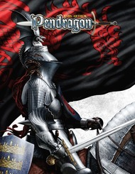 King Arthur Pendragon - 5.2 Edition - Front Cover