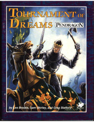 Tournament of Dreams front cover