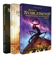 Masks of Nyarlathotep front cover