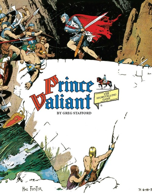 Prince Valiant RPG -  Chaosium Inc