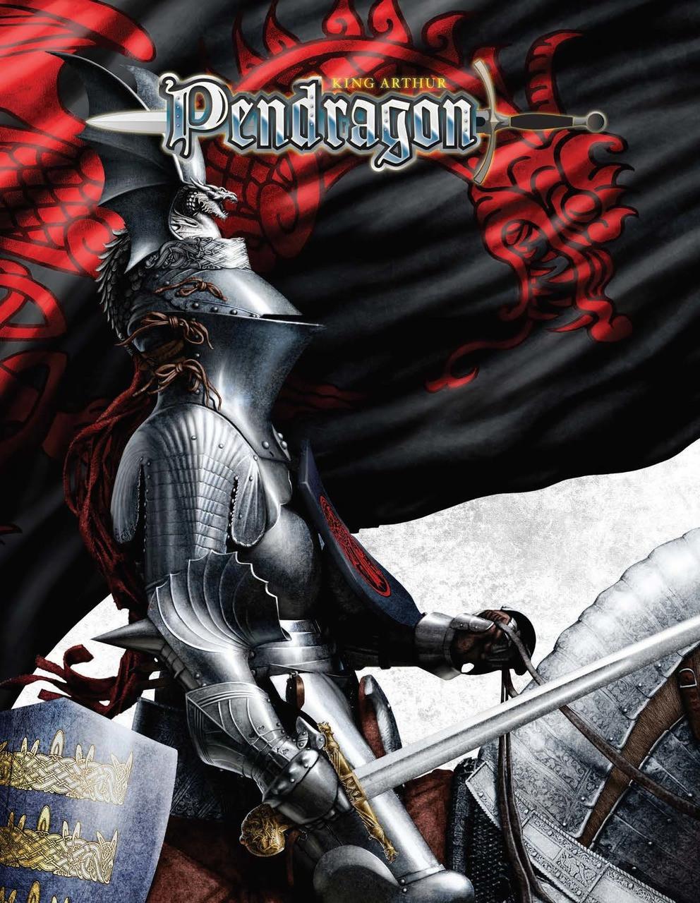King Arthur Pendragon (Pendragon 5th Edition)