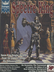The Spectre King - Front Cover