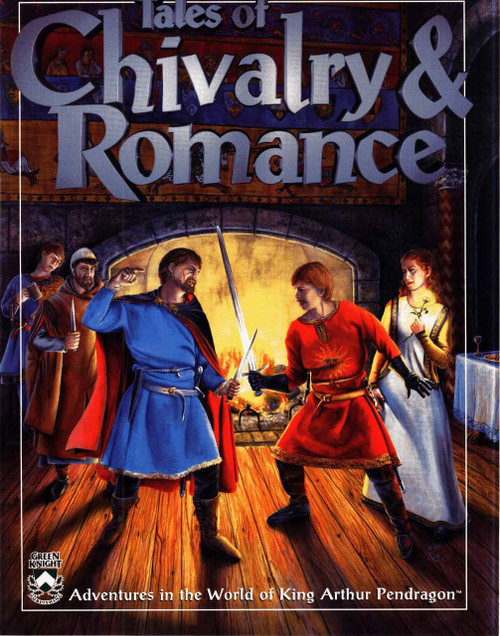 Tales of Chivalry and Romance - Front Cover
