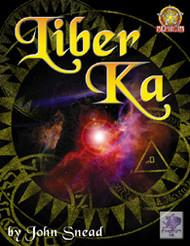 Liber Ka - Front Cover