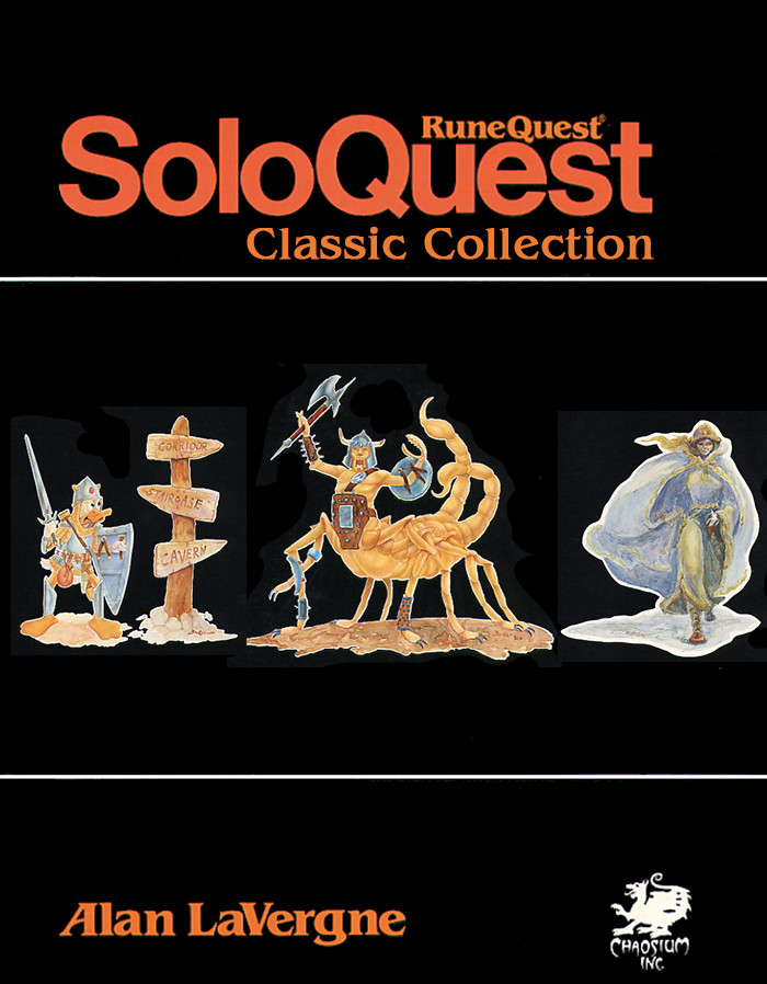 SoloQuest Classic Collection