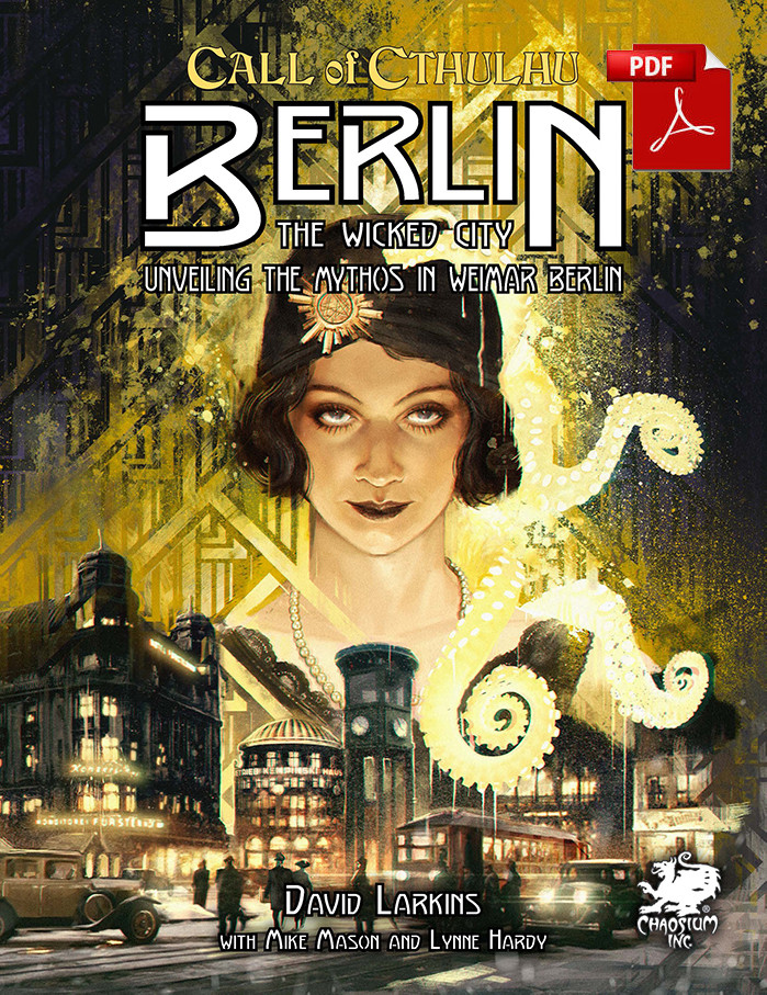 Berlin - The Wicked City - PDF