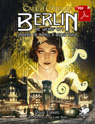 Berlin - The Wicked City - Front Cover