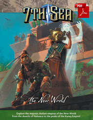 The New World - Front Cover