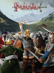 Paladin Adventures - Front Cover
