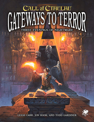 Gateways to Terror front cover