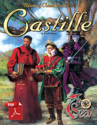 Nations of Theah: Book Five - Castille - Front Cover