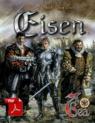 Nations of Theah: Book Four - Eisen -Front Cover