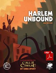Harlem Unbound - Front Cover