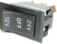 2254032 SWITCH - 12v/OFF/24v -NLA