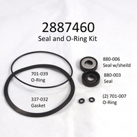 "2887460  SEAL-""O""RING KIT"