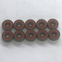 Abu OLDER STYLE Ceramic ABEC 7 Bearing set of 10 3x10x4mm - Shields on
