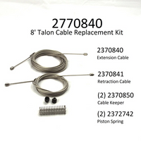 2770840 Talon CABLE REPLACEMENT KIT 8'