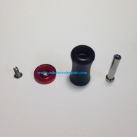 Black Handle Kit for Fly Reels - Large
