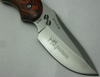 Buck 480 Knife - Rocky Mtn Elk Foundation Editiion