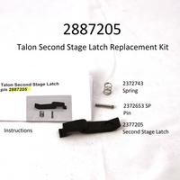 2887205 LATCH ASM w/PIN & SPRING HDW