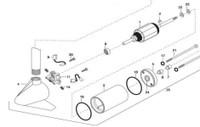 """Minn Kota 3.25"""" Motor Rebuild Kit"""