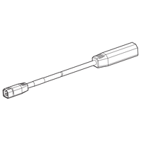 HUMMINBIRD 720096-1 EC M10  Extension Cable
