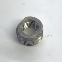 Threaded Spindle Locknut. HARDY ULTRALITE CA DD 3000/4000/5000/6000/7000