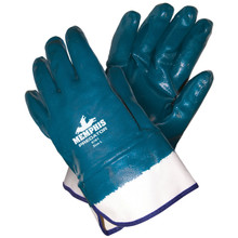 MCR 9761 Large Predator Nitrile Gloves Fully Coated Safety Cuff 1 Dz From 33.33 12+