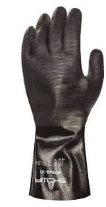 "Showa Best 6784R Coated Neoprene Glove 14"" Rough Finish From $91.99 3 DZ+"