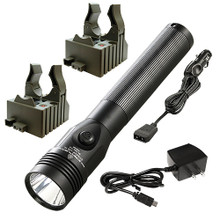 Streamlight 75430 Stinger LED HL with 120V AC/12V DC - 2 Holders