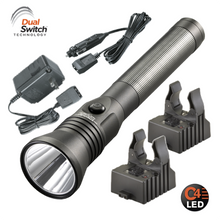 Streamlight 75863 Stinger DS HPL LED with 120V AC/12V DC - 2 Holders