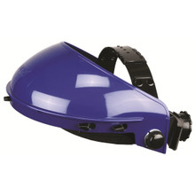 MCR Crews 103 Ratchet Take-Up Headgear (Face Shield Not included)