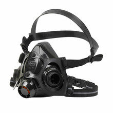 Honeywell North 770030 Medium 1/2 Mask Respirator 7700 SERIES