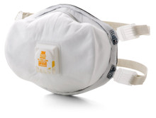 3M 8233 N100 Respirator With Valve 3M8233 Case 20/Each