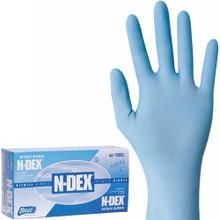 Showa Best 7005 Large N-Dex Plus Nitrile Gloves Case 1000 (10x100) Ndex