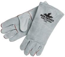 MCR 4150 XL Grey Premium Select Welder  Gloves 1 Dz Pairs