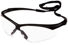 Jackson 3000355 25679 Nemesis Safety Glass Clear Anti-Fog Lens 12 Pairs
