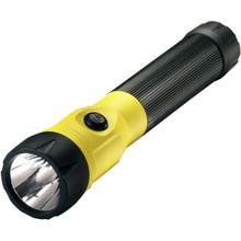 Streamlight 76161 Yellow PolyStinger LED  with 120V AC - 1 Holder