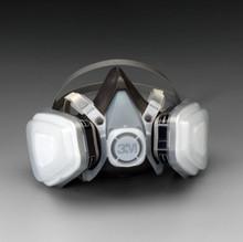 3M 52P71 Medium Respirator Combo Ov+P95