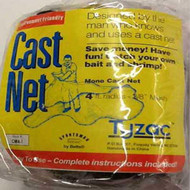 Betts Cast Net Mono 3/8' 4' Radius