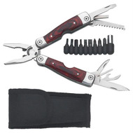 Maxam Stainless Steel Multi-tool