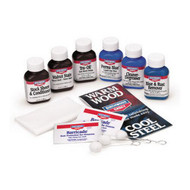 Deluxe Perma Blue& TruOil Complete Finish Kit