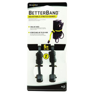 "Better Bands - 5"", Black, Per 2"